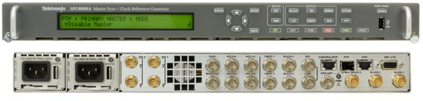 SPG8000A-Master-Sync-Master-Clock-Reference-Generator