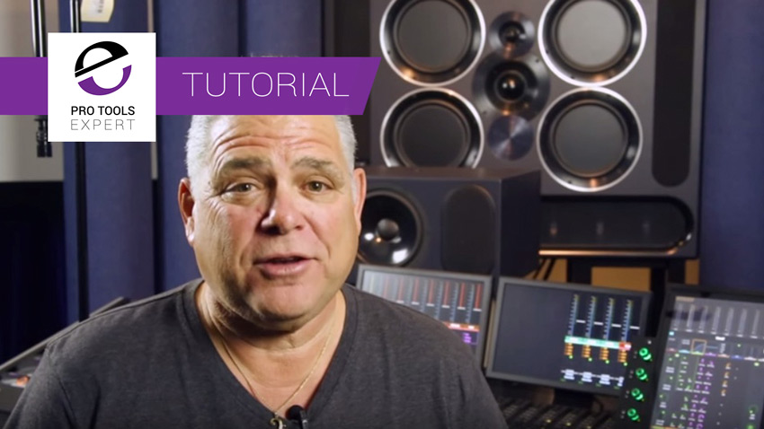 10 Free Pro Tools S6 Video Tutorials From Gary Lux And RSPE