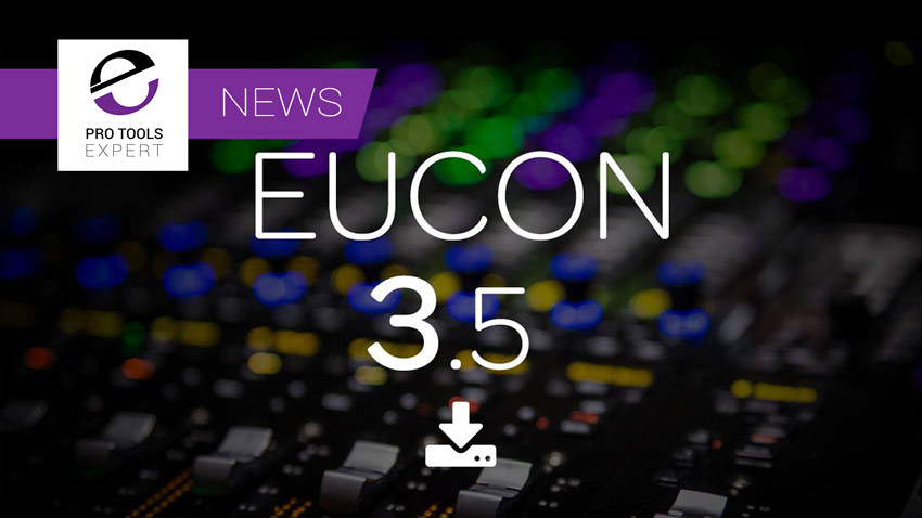 Avid Release EuControl 3.5 For Pro Tools