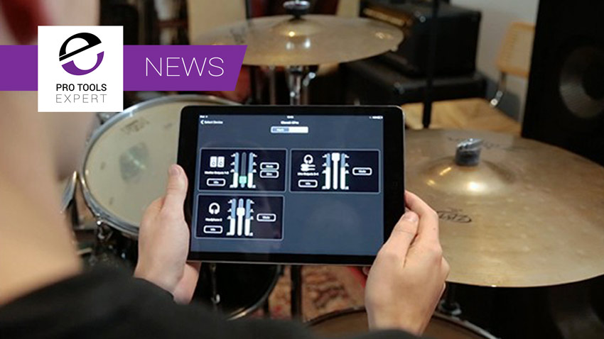Focusrite Announce Free iOS App To Control Your Interface From An iPad Or iPhone