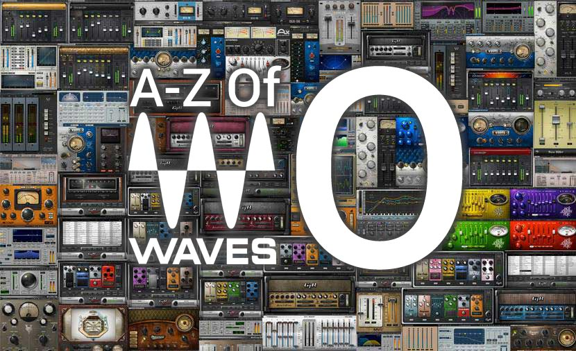 A-Z Of Waves - O Is For One Knob