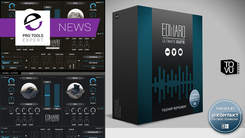 Tovusound Release Edward Ultimate Suite - No Need To Own Kontakt
