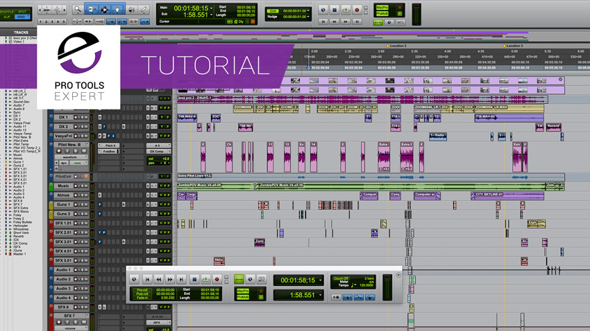 Pro Tools Video Satellite LE