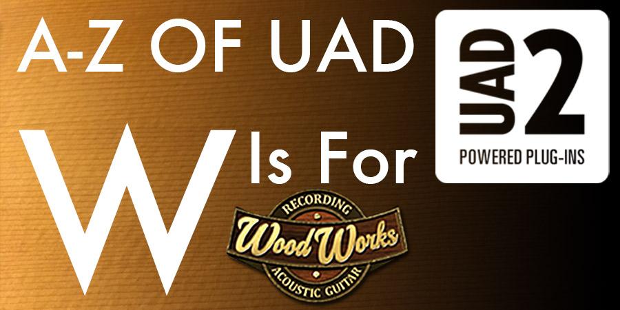 UAD Woodworks Banner