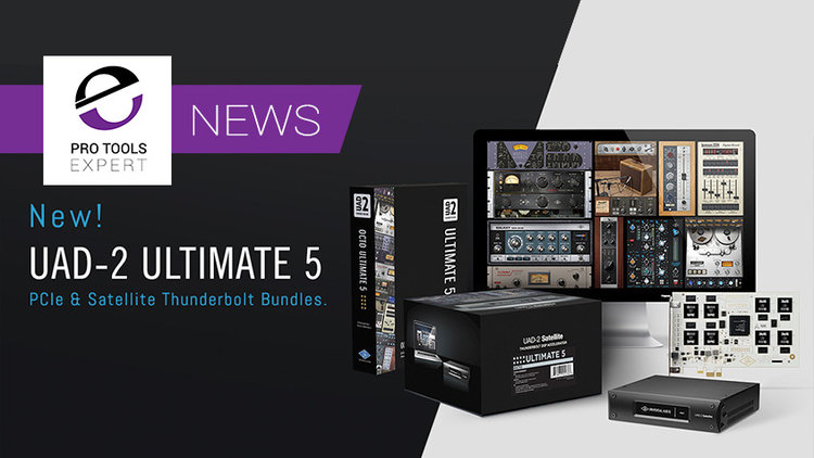 Pro tools new uad 2 octo ultimate 5 dsp accelerator bundles released uad 2 ultimate 5 stopboris Image collections