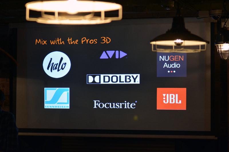 Jigsaw24 Partners for Mix With The Pros 3D