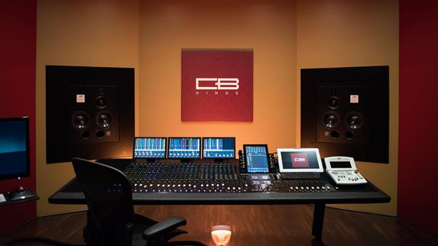 Hinge Studios with Avid Pro tools S6