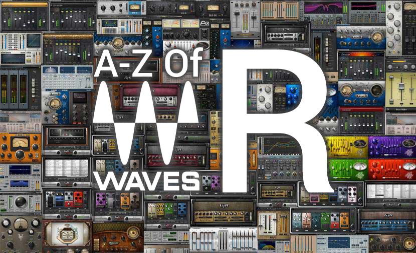 waves a-z R