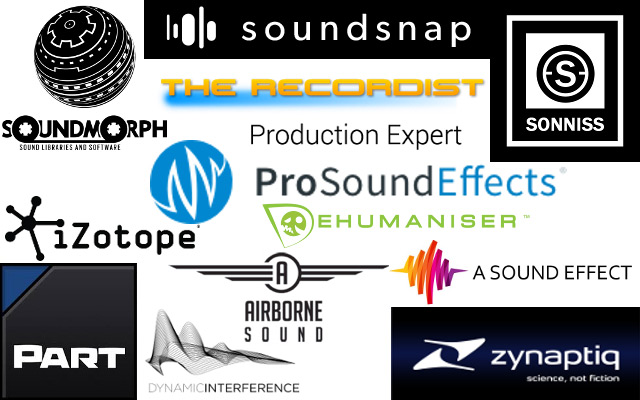 Designing Sound Exchange Prize Contributors