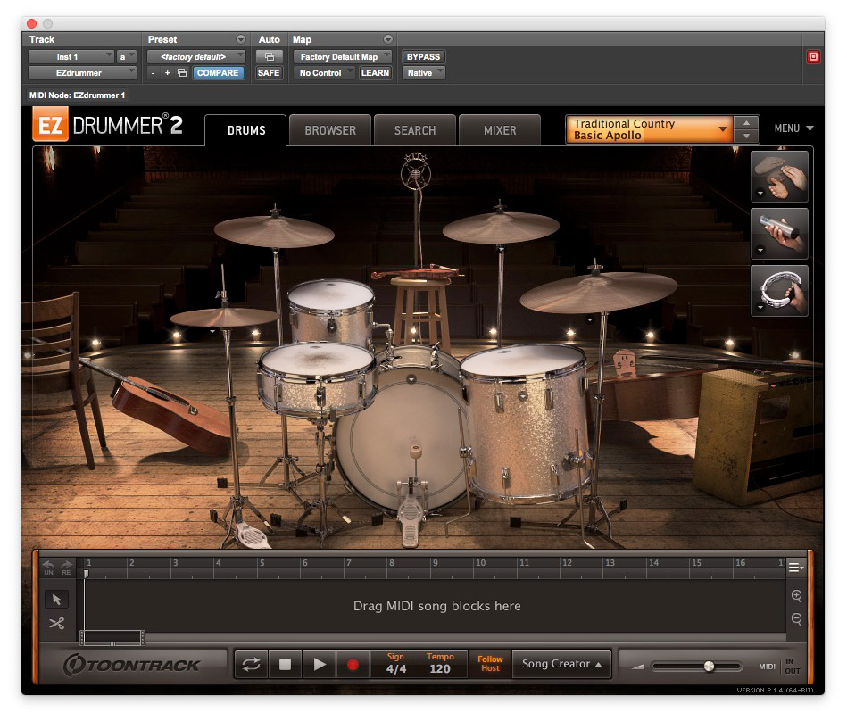 pro tools 3 drum expansion packs i love for toontrack ez drummer 2. Black Bedroom Furniture Sets. Home Design Ideas
