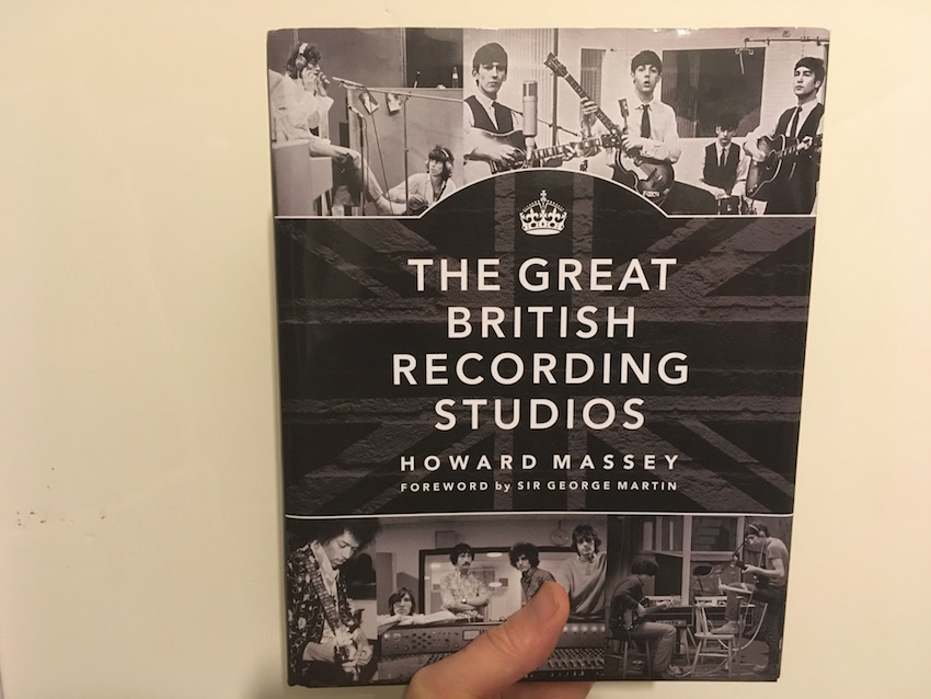 Great British Recording Studios - Howard Massey