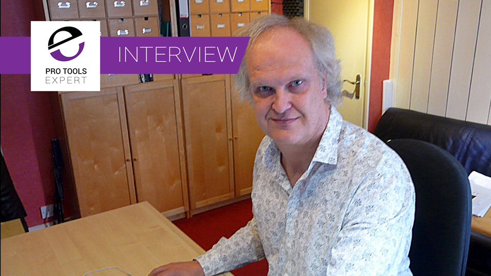 Interview - Pro Tools Expert Editor Mike Thornton