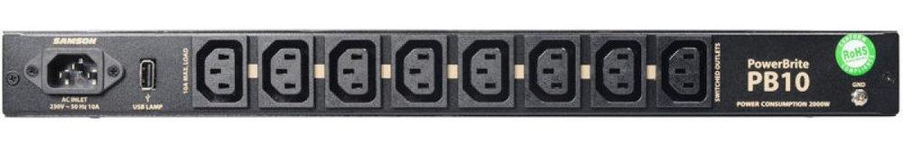 """19"""" IEC Outlet"""
