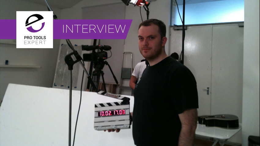 Interview - Pro Tools Expert Team Member Peter Barter
