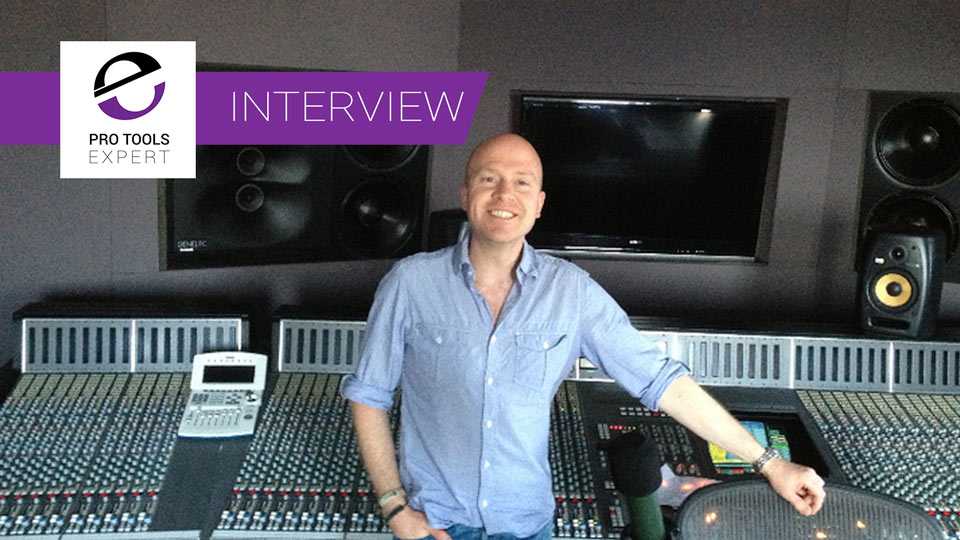 Interview - Pro Tools Expert Team Member Paul Drew