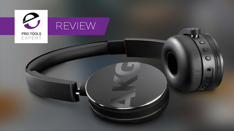 AKG Y50BT Bluetooth Headphones Review