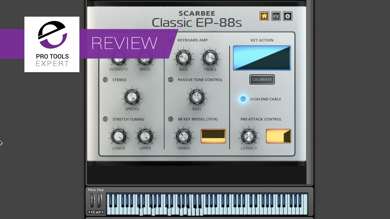 Review - Scarbee Classic EP-88s | Reviews