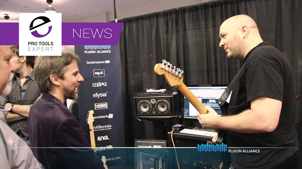 Plugin Alliance To Announce 2 New Plugins At NAMM 2017