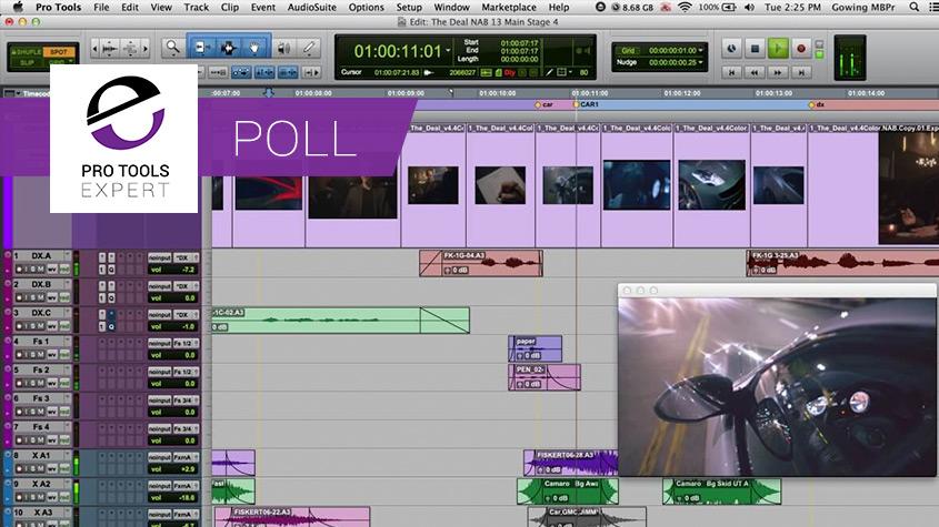 Pro Tools - Avid Video Engine Satisfaction Survey | Pro Tools