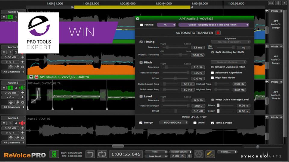 Win A Copy Of Synchro Arts Revoice Pro