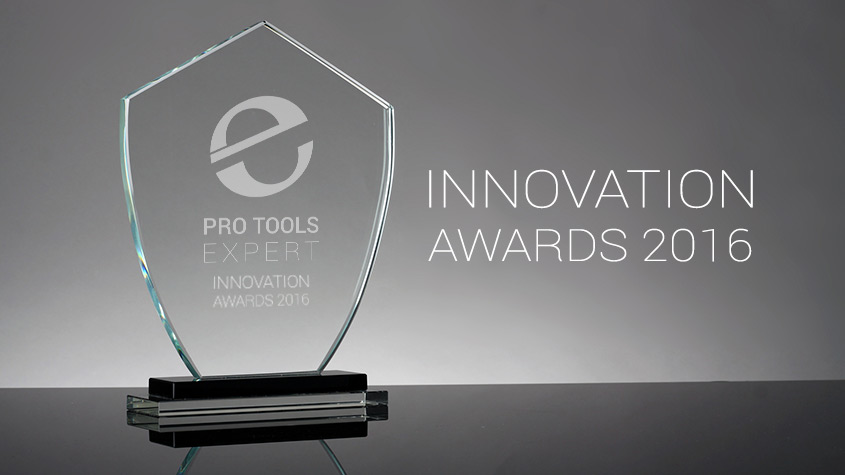 Pro Tools Expert Innovation Awards Participants Winners Announced
