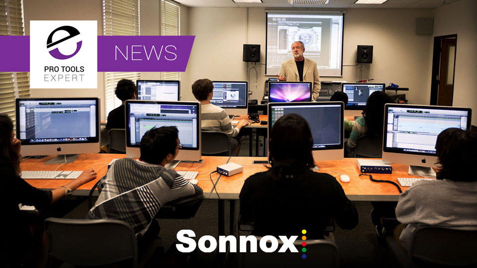 Sonnox And Avid Collaborate With The Sonnox Plugin Training Course
