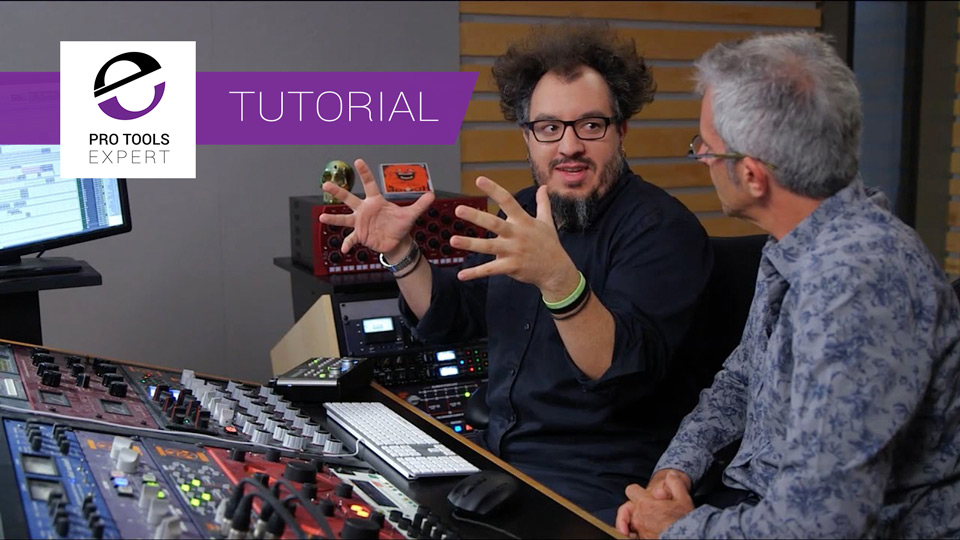 iZotope Running Free Audio Mixing Masterclass With Enrique Gonzalez Müller