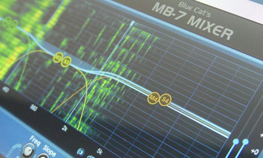 Blue Cat Audio MB-7 Mixer 3.0