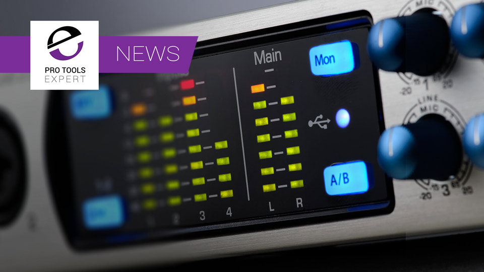 Presonus Announce New Interfaces At NAMM 2017
