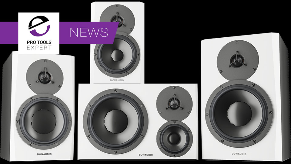Dynaudio Pro Announce LYD 48 3-Way Studio Monitor At NAMM 2017