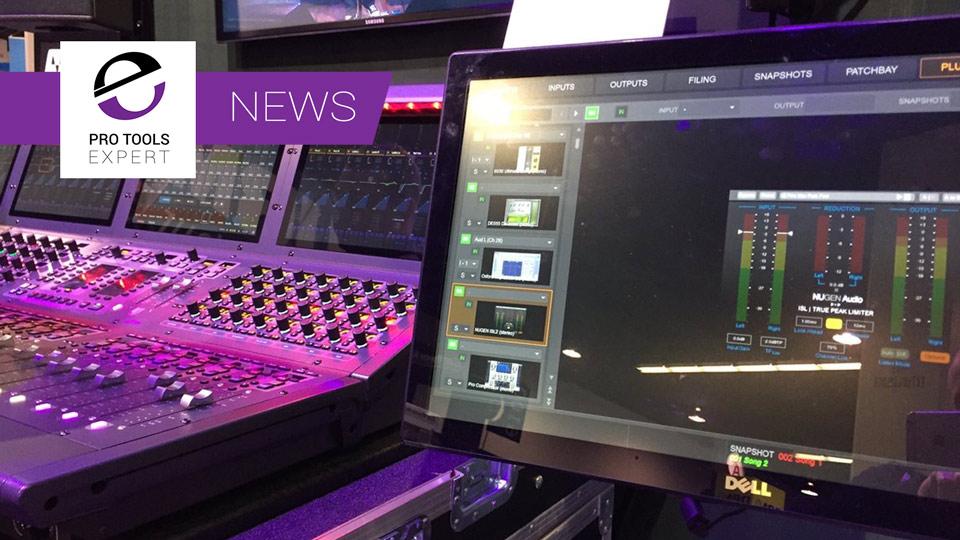 Nugen Audio ISL DSP S6L MasterCheck Pro US Debut