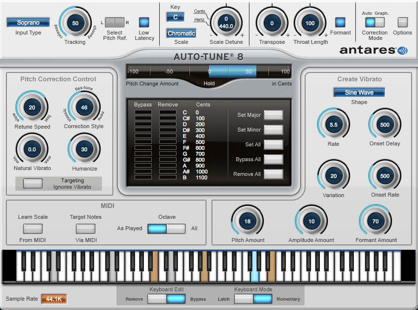 Anatares Auto-Tune In The Avid Marketplace.