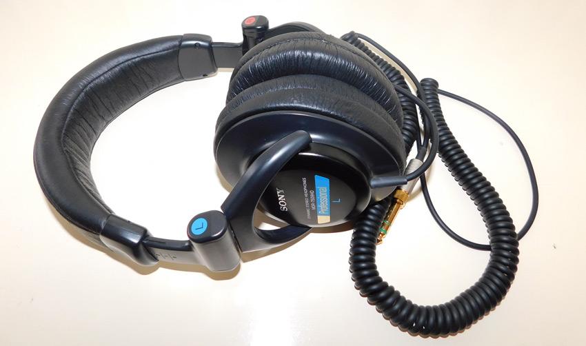 Sony MDR 7509 Headphones