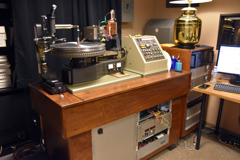 The Bakery Neumann Lathe