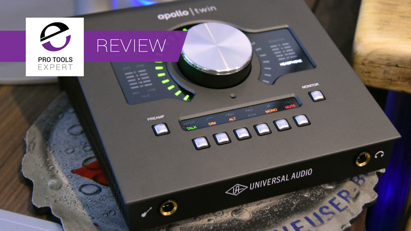 Review - Universal Audio Apollo Interfaces On Windows 10