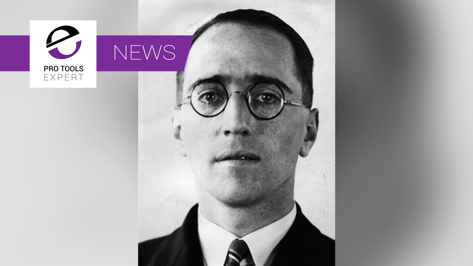 Alan Blumlein - Inventor Of Stereo Recording To Be Awarded Posthumous Grammy Award