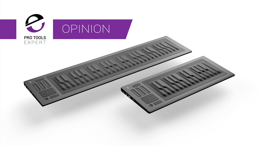 MPE Support - Are Pro Tools Users Missing Out On The Future Of MIDI