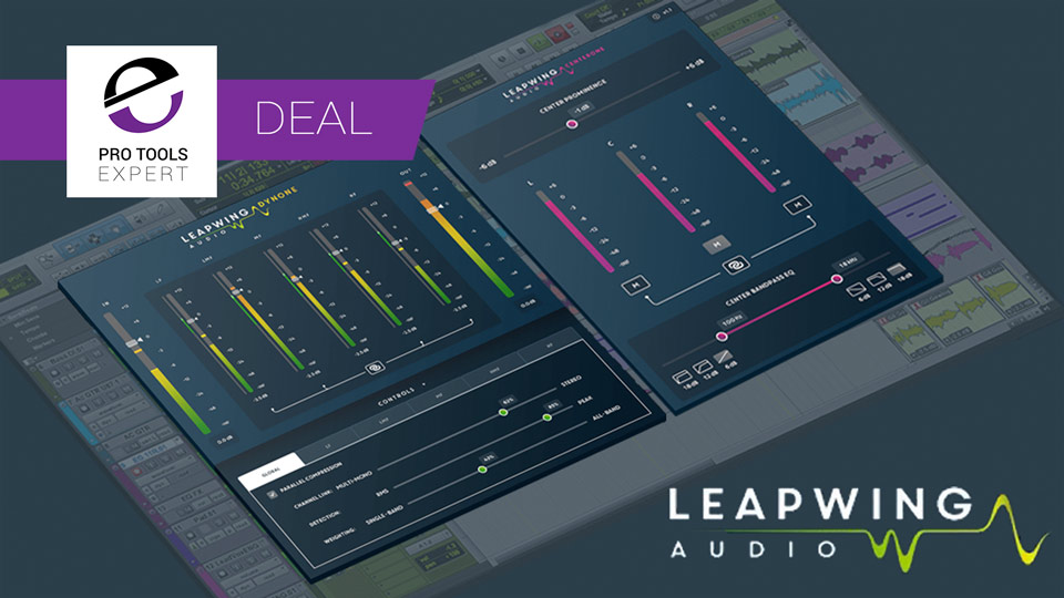 Save Up To 25% On Leapwing CentreOne And DynOne Plugins