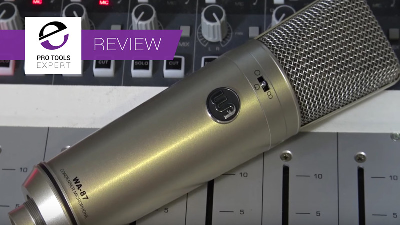 Review - Warm Audio WA-87 Condenser Microphone | Reviews