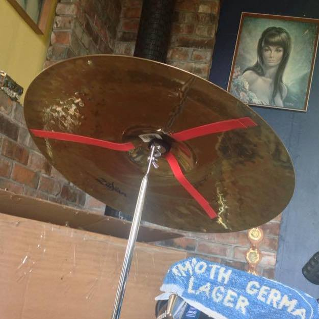 Cymbal dampener