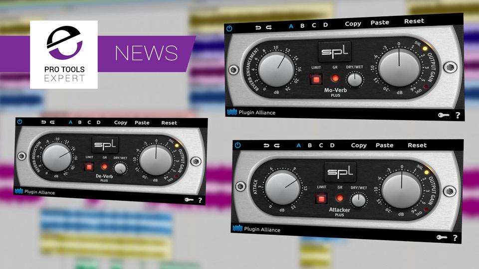 Plugin Alliance Release Updates To SPL Microplug Plugins