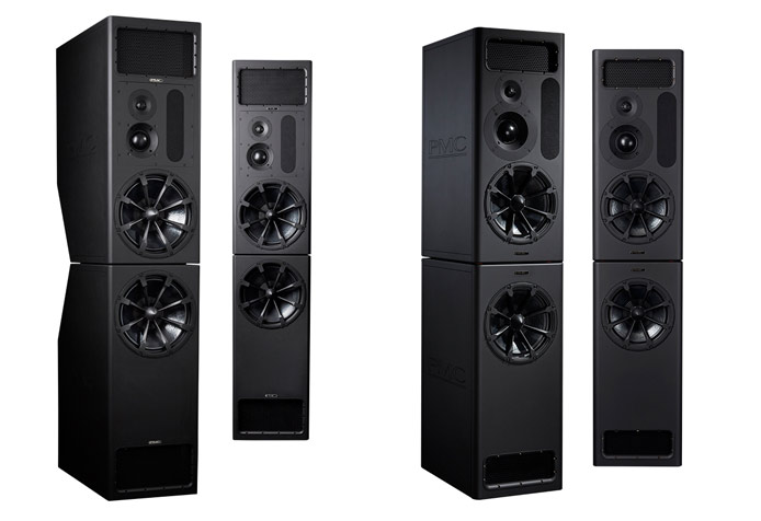 The PMC MB3-XBD And BB6-XBD Active Monitors