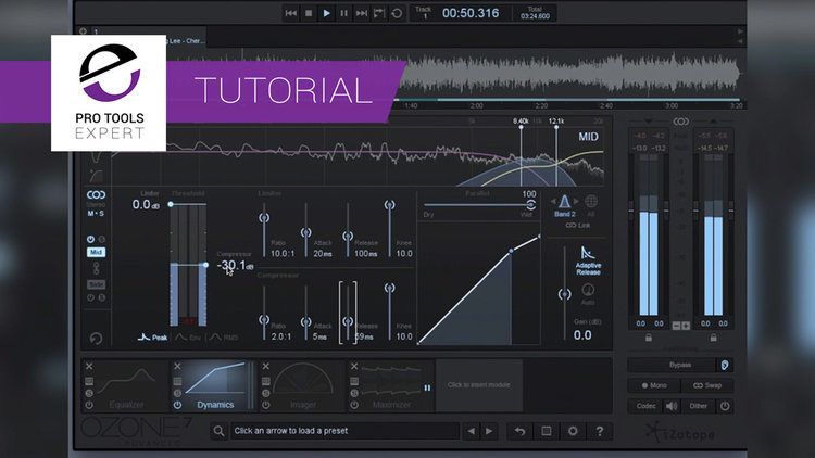 Pro Tools | Tutorial - How To Understand And Use Mid-Side For ...