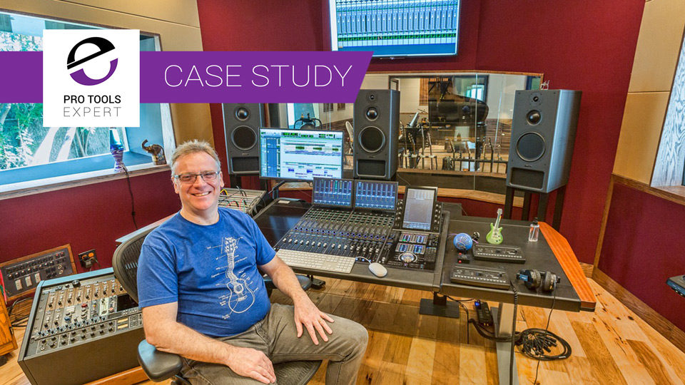 Case Study - Artist And Producer Beto Hales Upgrades His Studio
