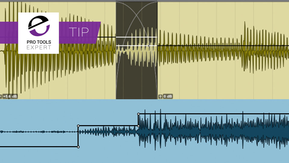 Pro Tools Quick Tips - Essential Clip Gain Shortcuts