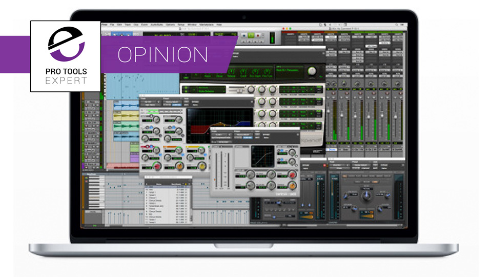 Why Avid Have Made Pro Tools First And How The Limitations