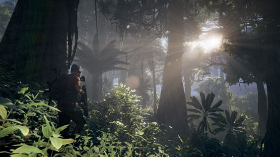 Behind the rich, atmospheric sound of 'Ghost Recon: Wildlands'