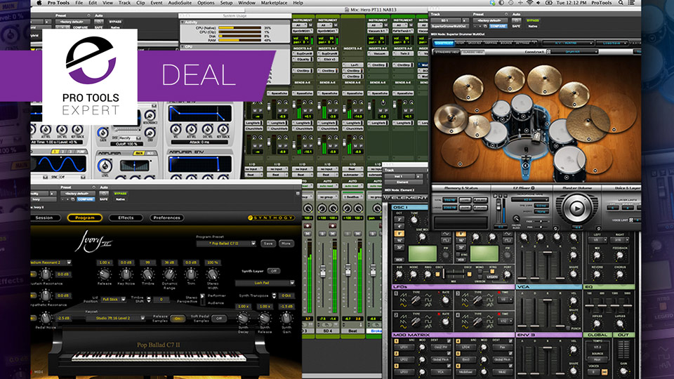 Avid Offer An Extra Year Of Pro Tools Upgrades With Reinstatement Plan