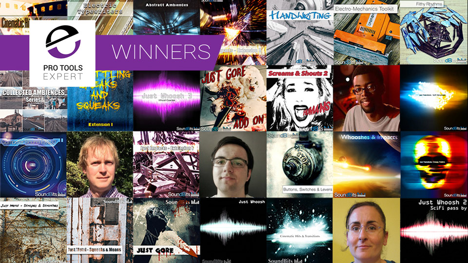 Winners Announced From Our Recent SoundBits Competition