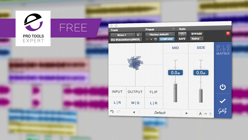 Friday Free Plug-in - Goodhertz Midside Matrix Plug-in